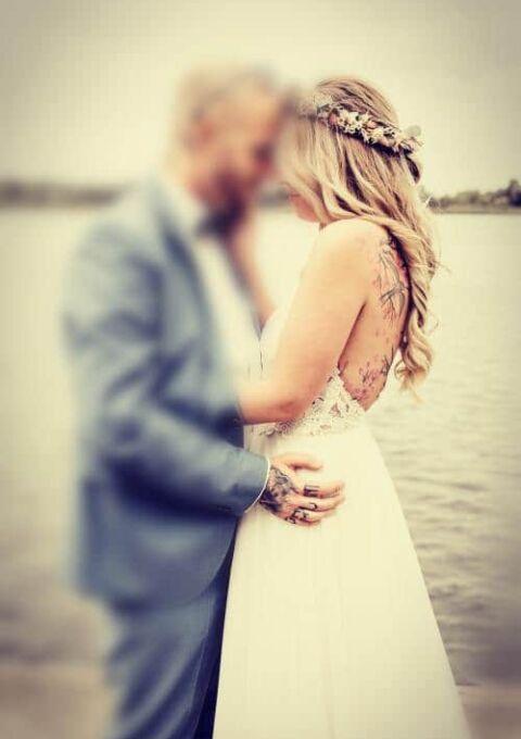 Second Hand Brautkleid | Willowby by Watters | Esperance | Boho | Gr. 36 | Maßgeschneidert
