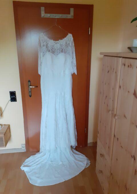 Second Hand Brautkleid   Agnes Bridal Dream / Mode de Pol   Meerjungfrau   Gr. 46