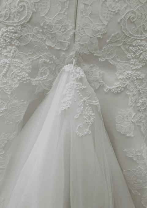 Second Hand Brautkleid | AVINIA | A-Linie | Gr. 38