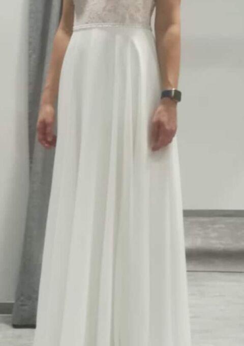 Second Hand Brautkleid | Le Rina | A-Linie | Gr. 38 | Neu & ungetragen