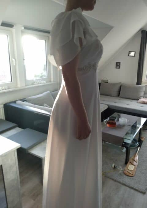 Second Hand Brautkleid | Valérie / Kleemeier | Empire | Gr. 36