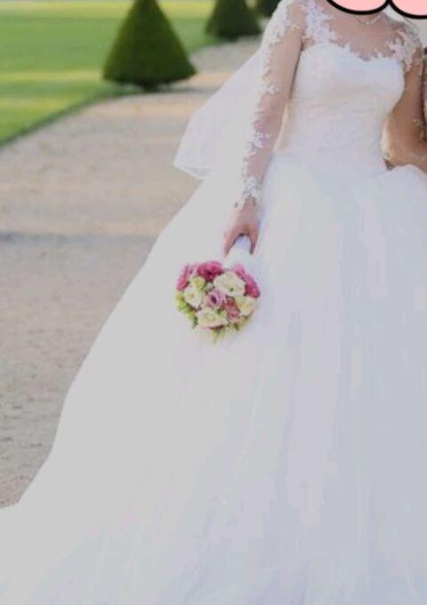 Second Hand Brautkleid | Prinzessin | Gr. 36