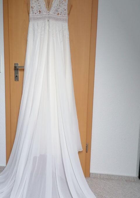 Second Hand Brautkleid | A-Linie | Gr. 38 | Neu & ungetragen