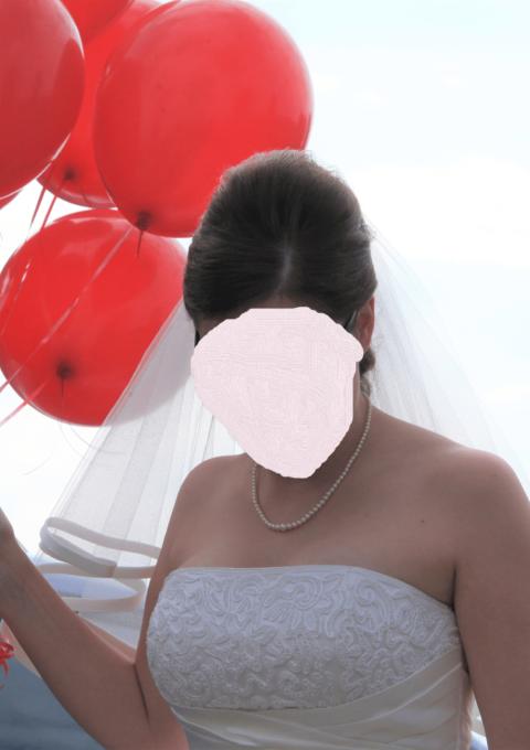 Second Hand Brautkleid | St. Patrick / Pronovias | Prinzessin | Gr. 42