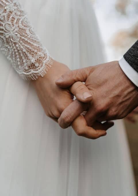 Second Hand Brautkleid | AMYLOVE BRIDAL | A-Linie | Gr. 38
