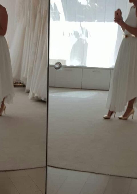 Second Hand Brautkleid | Kaviar Gauche | Standesamt | Gr. 38 | Neu & ungetragen