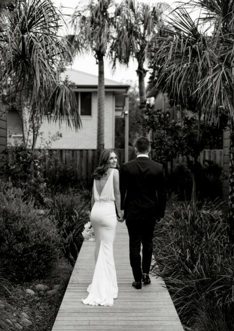 Second Hand Brautkleid | Lola Varma | A-Linie | Gr. 38 | Maßgeschneidert