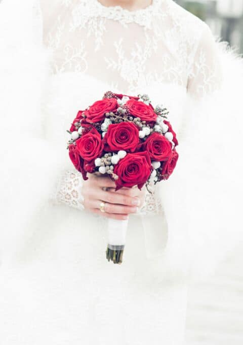 Second Hand Brautkleid | La Sposa / St. Patrick / Pronovias | Meerjungfrau | Gr. 36